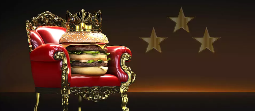 SYSTEMGASTRONOMIE - Burger King will Michelin-Stern