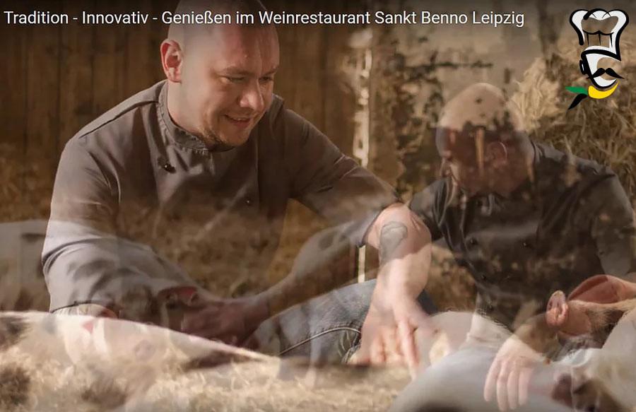 Lust auf Sachsen - Thilo Junghanns Sankt Benno Weinrestaurant