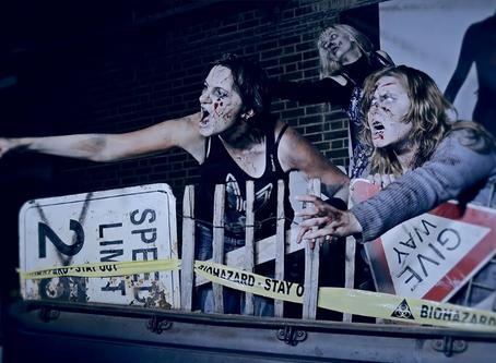 Spannende und exklusive Zombie-Welterlebnisse