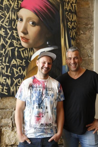 Was ist los in Dresden - Bis 4.10: René Turrek im Kastenmeiers
