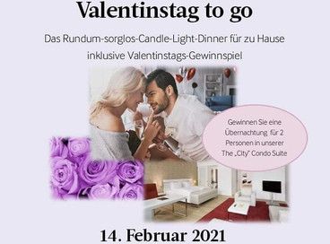Valentinstag to go INNSIDE Dresden
