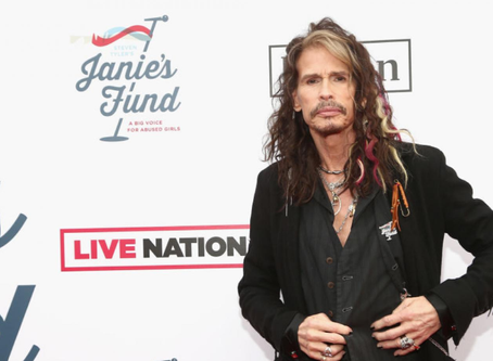 Steven Tyler es GRAMMY Awards Viewing Party 2021