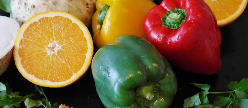 Immer grün: die Vitamin-Ampel