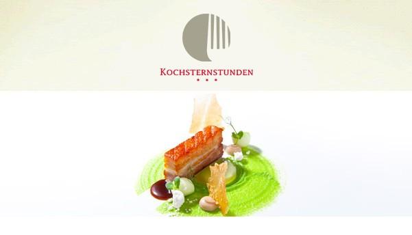Lust auf Sachsen - Kochsternstundentipp***   Eröffnungsgala mit Mario Pattis
