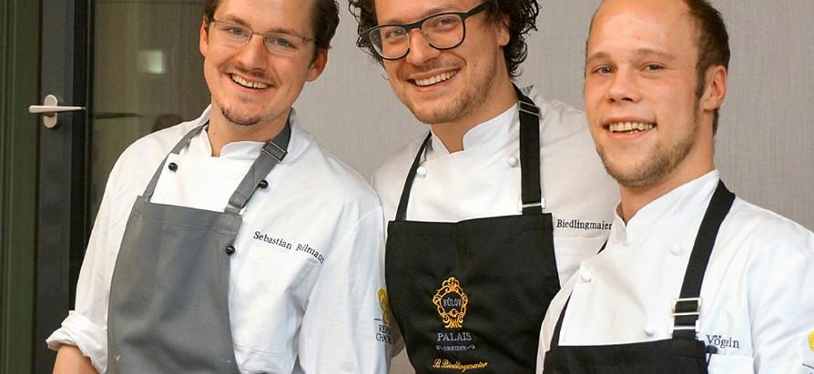 Sternerestaurant Caroussel öffnet in diesem Jahr an nur drei Abenden