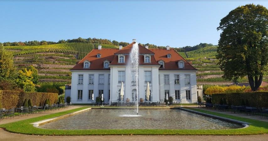 Was ist los in Dresden und Umgebung - Schloss Wackerbarth - Lesung mit 2-Gang-Menü & Begrüßungssekt