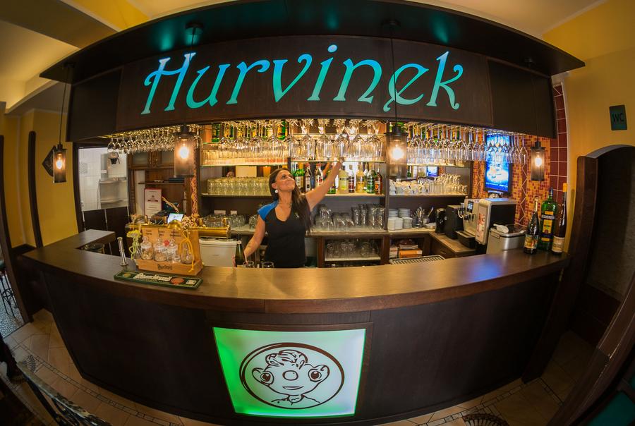 Restaurant Hurvinek - Genießen Sie traditionelle und moderne tschechische Küche