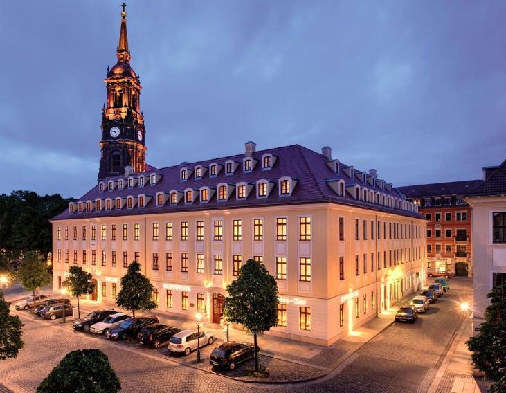 Was ist los in Dresden - Veranstaltungen im Hotel Bülow Palais im März 2018 + Vorschau April 2018