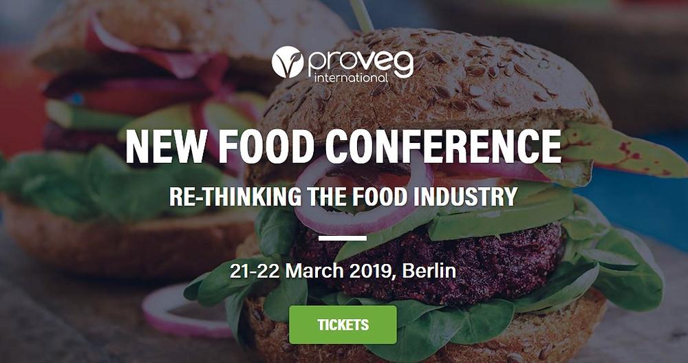 ProVeg New Food Conference 2019: Hochkarätige Experten im Programm