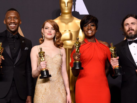 Die Oscar-Verleihung 2021