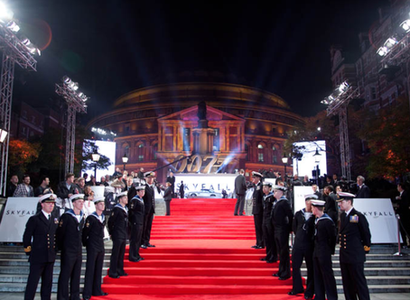 Red Carpet Film Premieres UK
