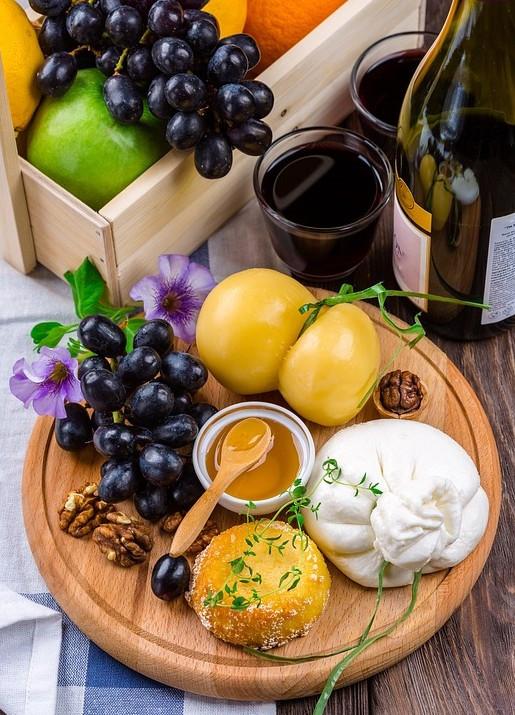 Lust auf Sachsen - Wein & Käse Romanze oder Rosenkrieg?