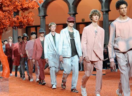 Milan Homme Fashion Week:Herbst/Winter 2021
