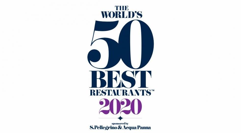 Die Verleihung der World's 50 Best Restaurant Awards wurde für 2020 abgesagt. (Grafik: ©World's 50 Best Restaurants)