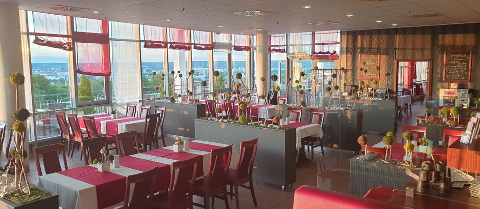 Dresdner Aussicht Restaurant & Cafe - neue Mittagsangebote