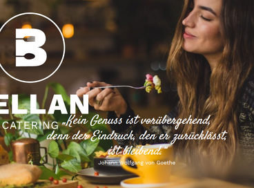 Bellan Catering - Das Rundum sorglos Paket zum Valentinstag