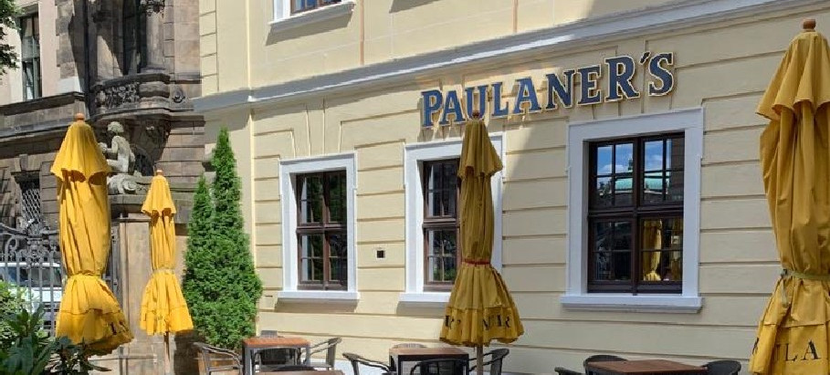 Paulaner´s im Taschenbergpalais wieder geöffnet