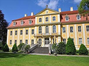 Barockschloss  Barockschloss Rammenau