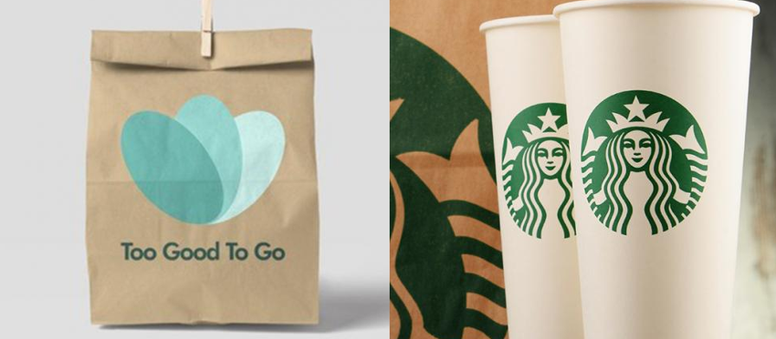 Starbucks wird Partner von Too Good To Go