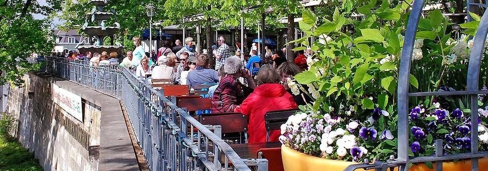 Wohin in Dresden - Ostern im Brauhaus am Waldschlösschen vom 19. April bis 22. April