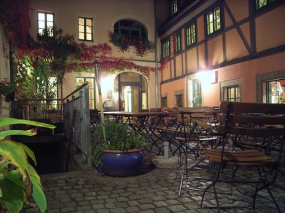 Lust auf Sachsen - Vegetarisches Restaurant brennNessel