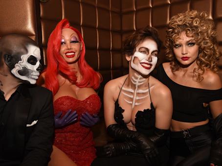 Heidi Klum's Halloween Party 2020