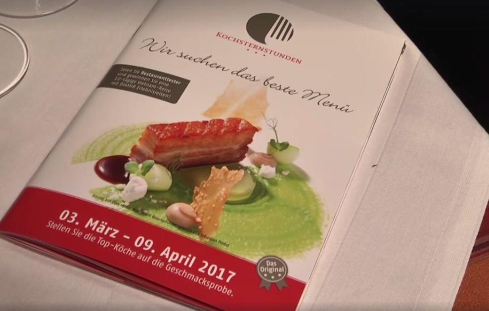 TopfguckerTV berichtet – Elsässische Küche im Lami Fritz zu den 9. Kochsternstunden