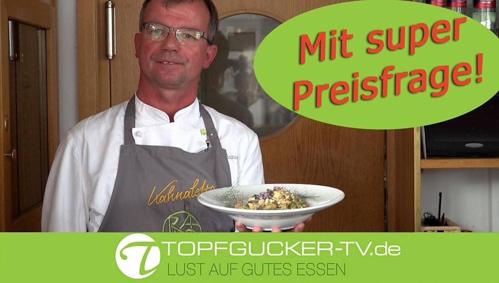 on der Kombüse zum Marathon   Medierrane Küche im Restaurant Kahnaletto   Preisfragen