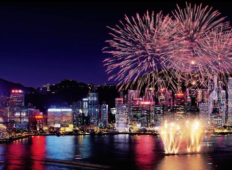 Hong Kong New Years Eve Experience 2020