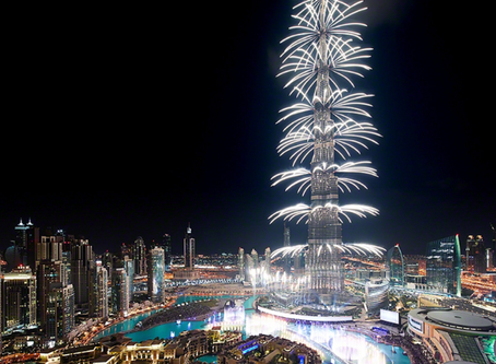 Dubai Silvestererlebnis 2020