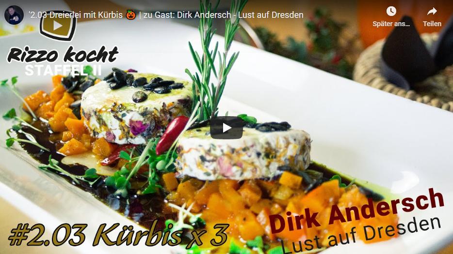 Was ist los in Dresden und Umgebung, Rizzo kocht,Kay Rätzer, Rezepte, Kochen, Gesunde Ernährung, Tipps und Tricks zum kochen