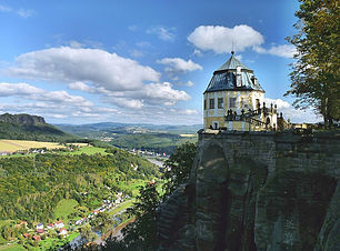 Festung Königstein  Restauration Festung