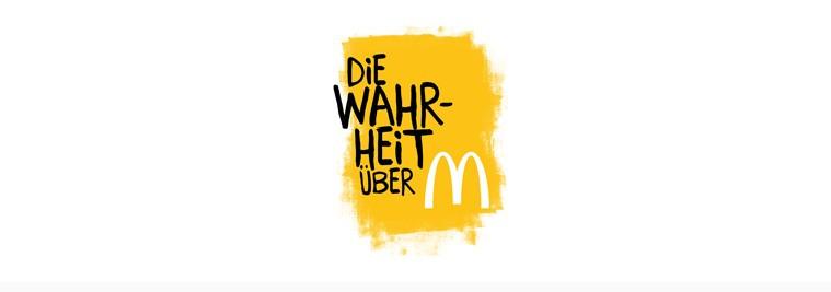 Schluss mit Fake-News: Die Wahrheit über McDonald's