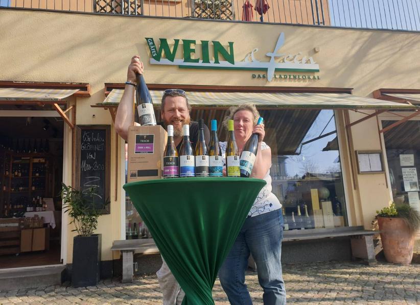 Was ist los in Dresden und Umgebung, Wohin am Wochenende, Wohin in Dresden und Umgebung, Gräfe's Wein & Fein, Weinverkostung, Radebeul