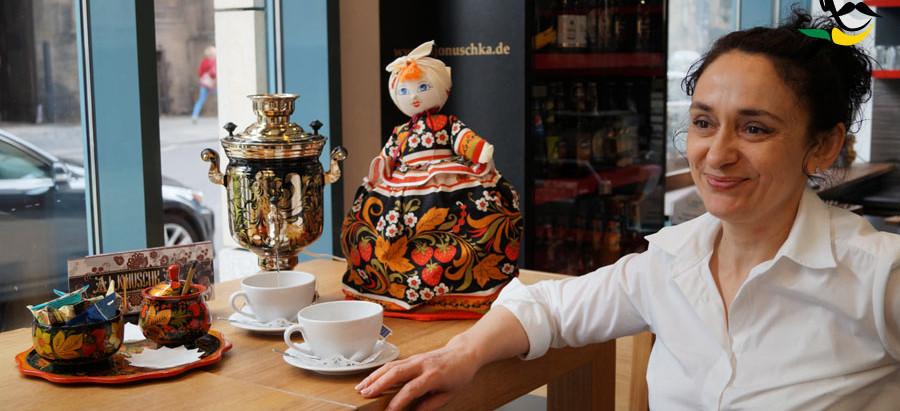 Restaurant Aljonuschka mit neuen Öffnungszeiten