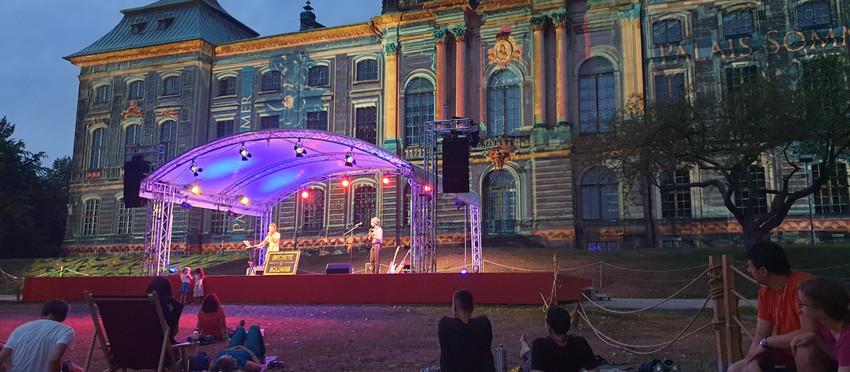 """Palais Sommer will """"Neustart Kultur"""" mit einem neuen Konzept für Haus und Park"""