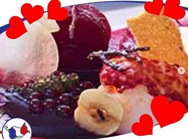 Petit Frank - Das Valentinstag-ToGo-Menü