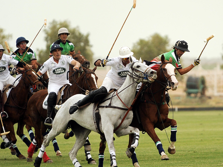H.H President of the UAE Polo Cup 2021
