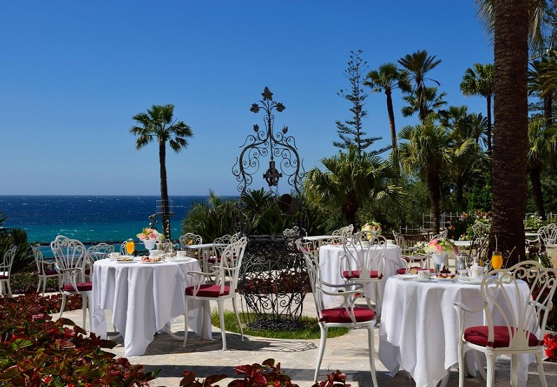 Ligurisches Olivenöl–Menü im Royal Hotel*****L Sanremo