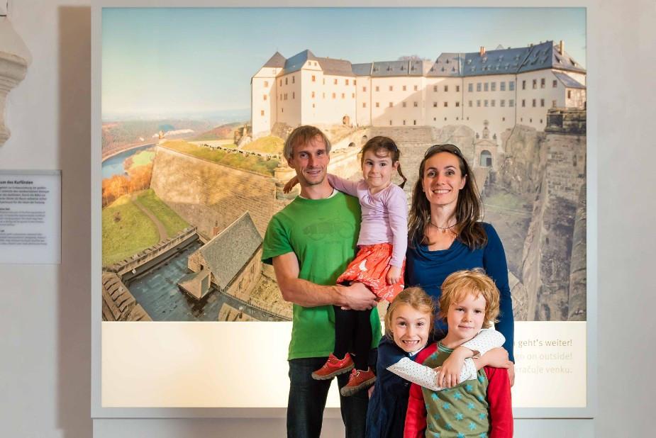 Festung Königstein bietet Jahreskarten zum Sonderpreis
