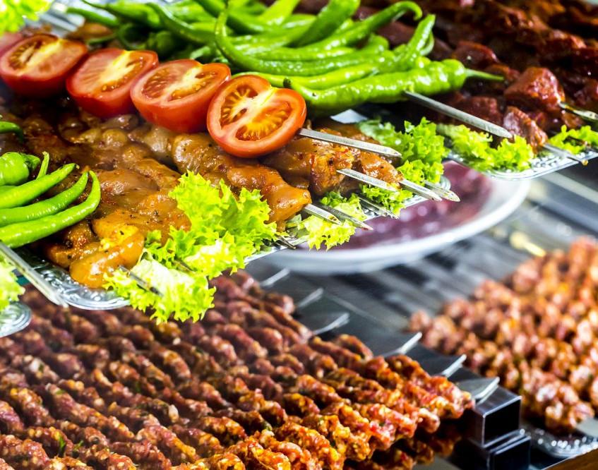 Ocakbasi echt türkische Küche