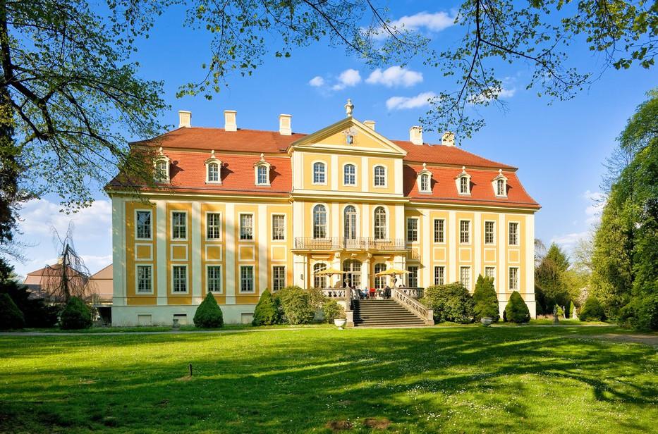 Was ist los in Dresden und Umgebung, Wohin in Dresden und Umgebung, Ausflugtipp, Wohin am Wochenende, Barockschloss Rammenau