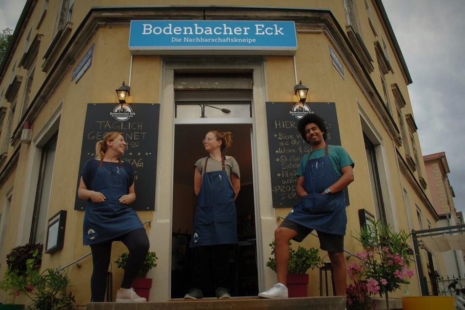 Das Team vom Bodenbacher Eck