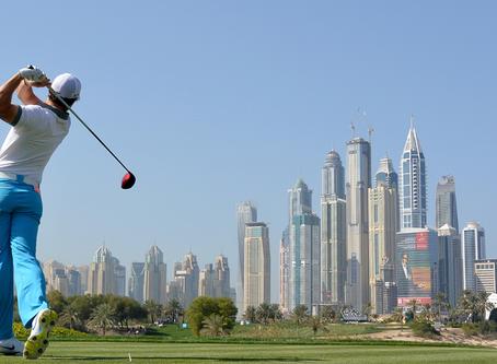 The Omega Dubai Desert Classic 2021