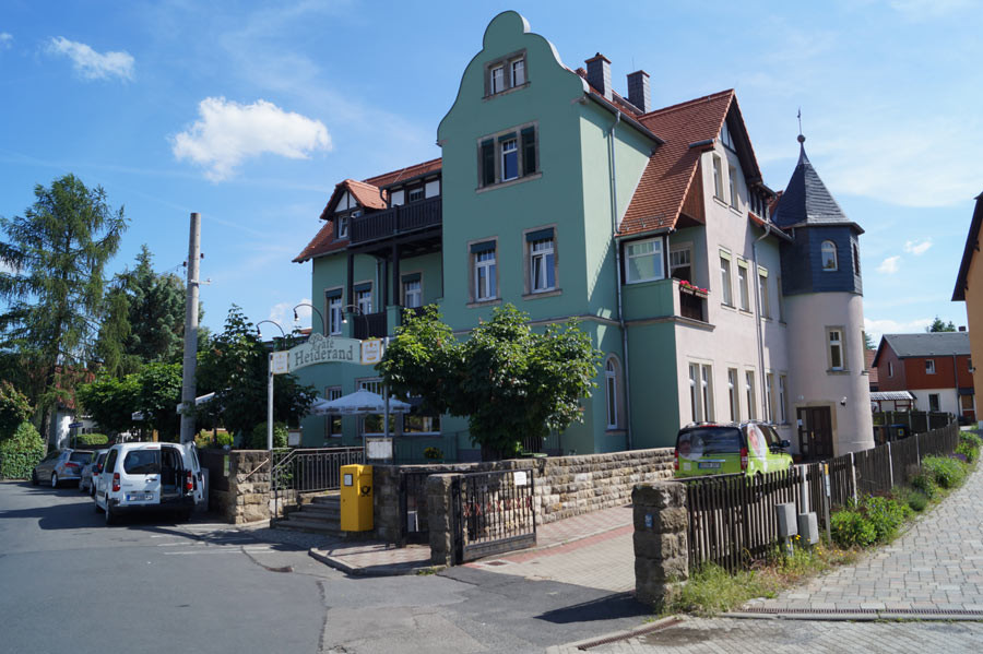Was ist los in Dresden - Cafe Heiderand