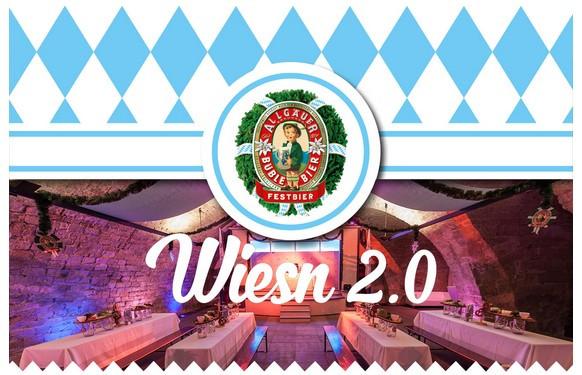 Wiesn 2.0 im Eventgewölbe Dresden