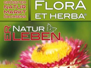 Flora et Herba - wir sind für sie dabei