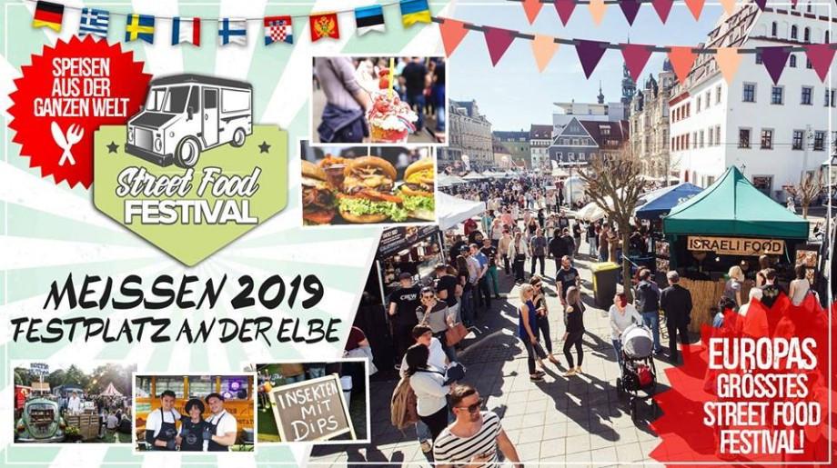 Street Food Festival Meißen 2019