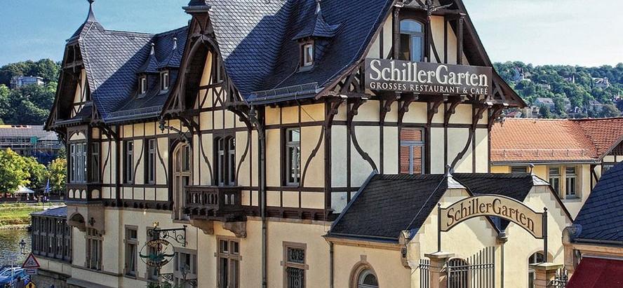 Schillergarten Hotline für Lieferung und Selbstabholung von Speisen und Getränken, Kuchen und Torten