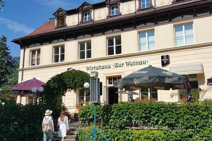 """Lust auf Sachsen - Wirtshaus """"Zur Weinau"""""""